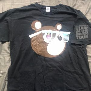 Other - Kanye West glow in the dark tour t shirt